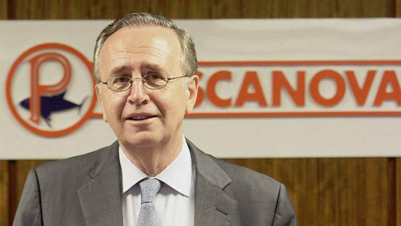 """El presidente de Pescanova dice que tiene """"la conciencia tranquila"""""""
