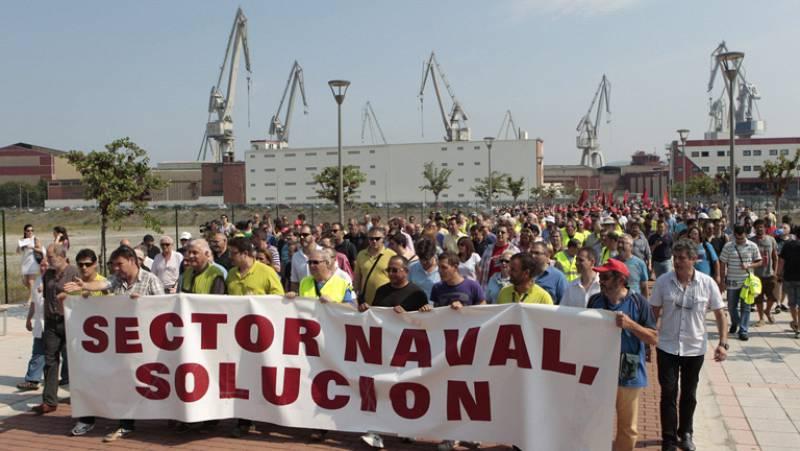 España pide a Bruselas que reclame las ayudas al sector naval desde la apertura de la investigación, en 2011