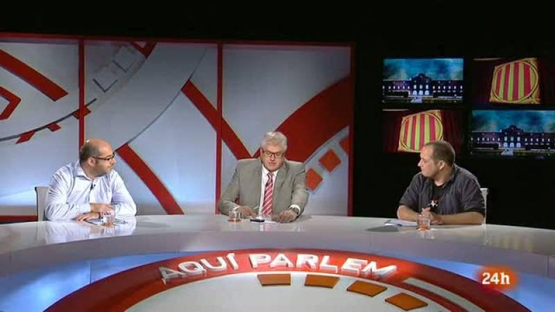 Aquí Parlem - Lluís Guinó i David Fernández sobre escoltes telefòniques