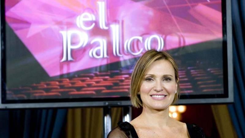 La 2 estrena 'El palco' con Ainhoa Arteta