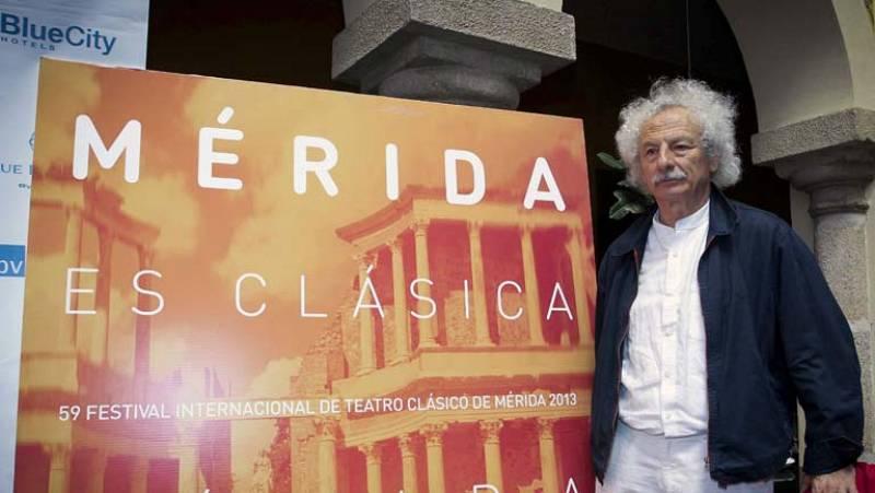 """""""El Brujo"""" versiona la única novela escrita en latín, completa, en el festival de teatro de Mérida"""