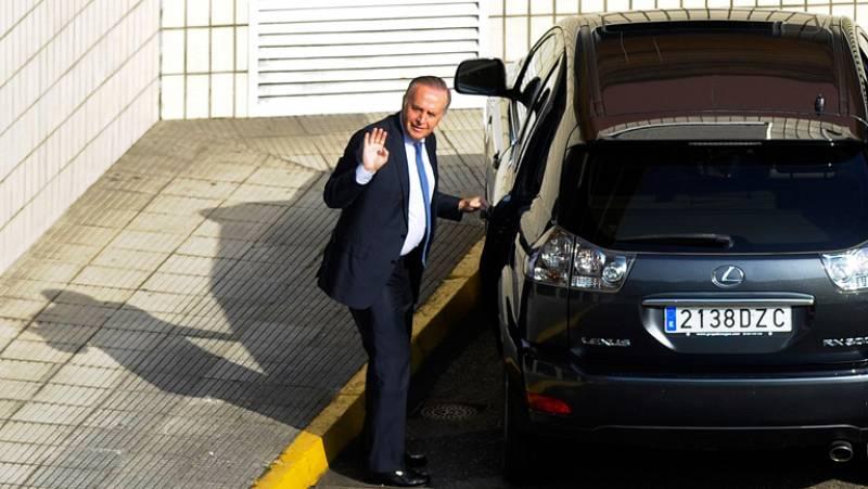 Manuel Fernández de Sousa presenta su dimisión como presidente de Pescanova