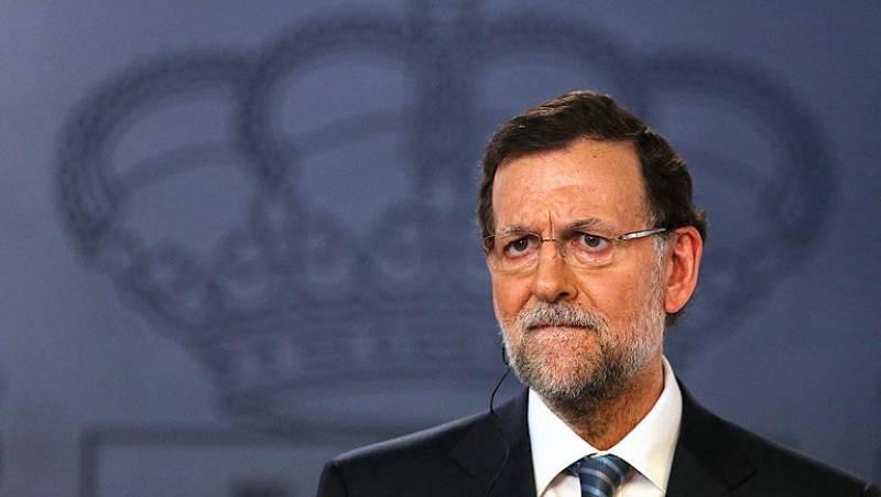 """Rajoy explicará su """"versión"""" del caso Bárcenas el 1 de agosto ante el pleno del Congreso"""
