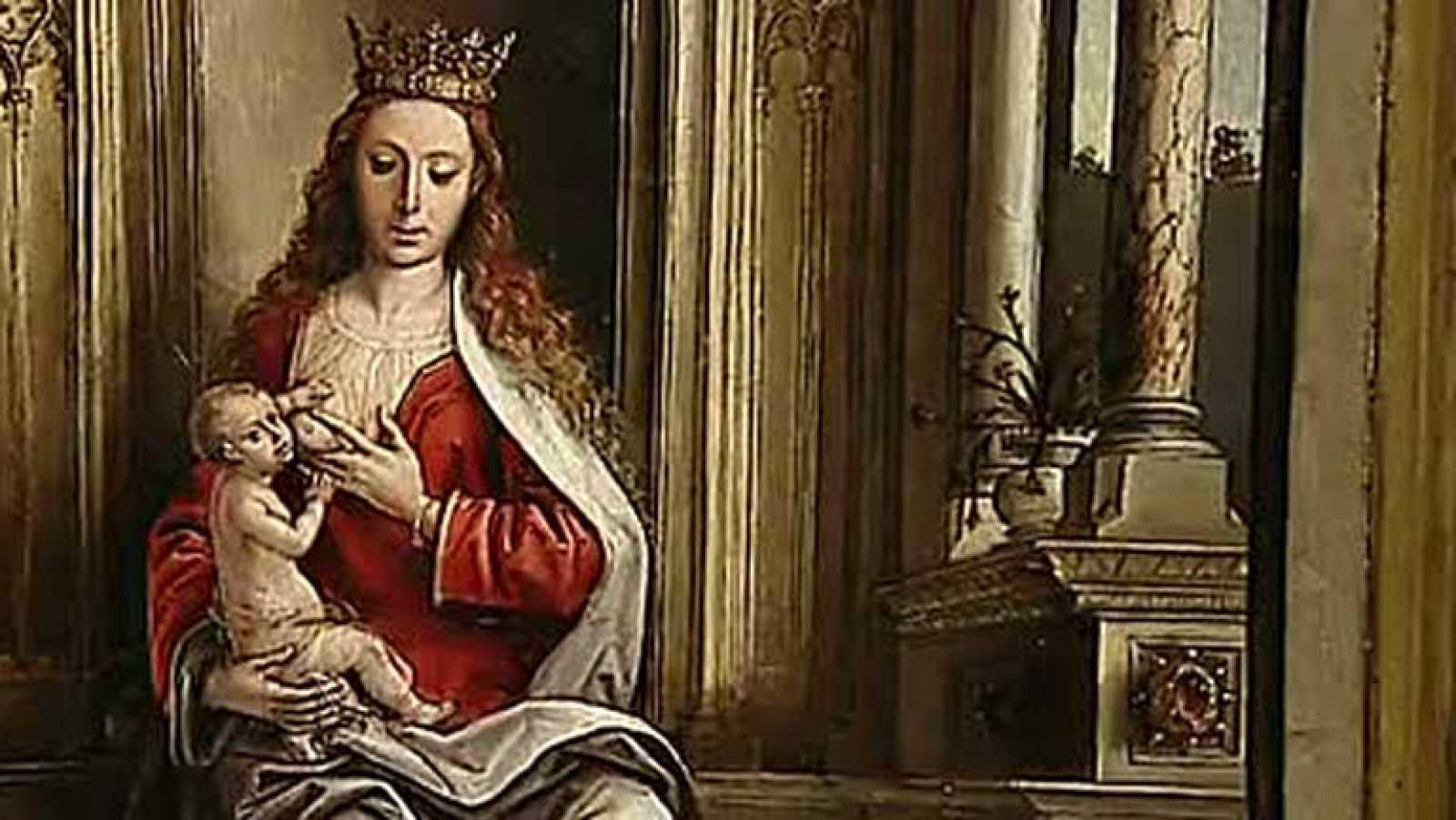 """La """"Virgen de la Leche"""", de Berruguete, enriquece la colección del Prado"""