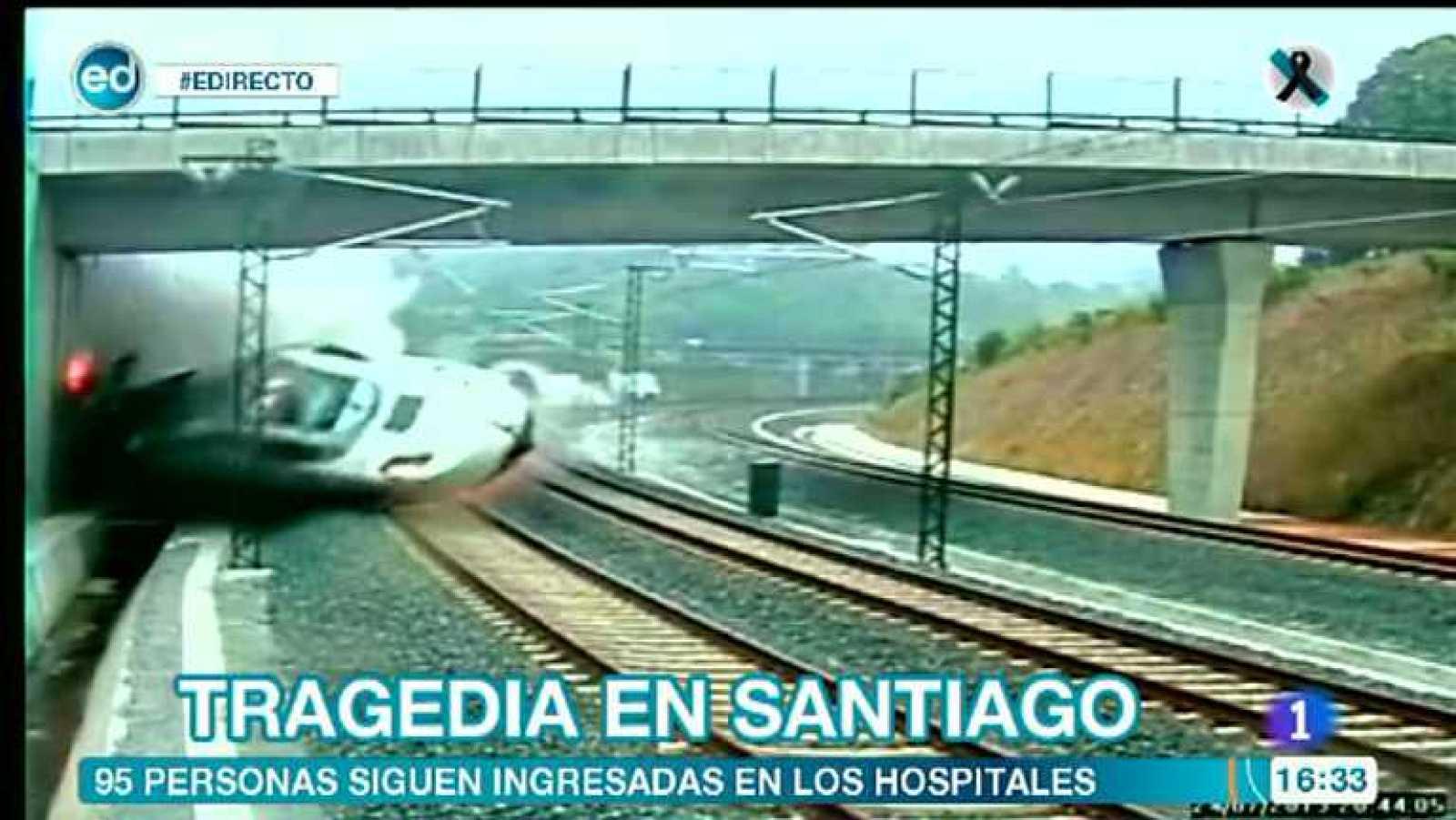 España Directo - Primera parte - 25/07/13 - ver ahora