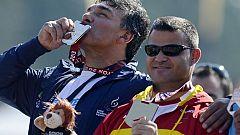 Los paralímpicos españoles ya suman siete medallas en Lyon