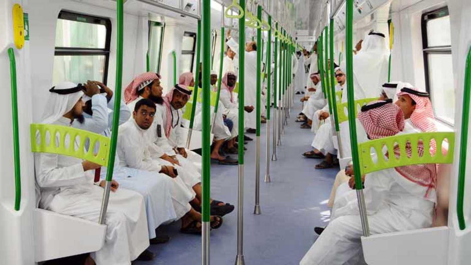 """FCC considera """"un hito"""" el contrato del metro de Riad"""