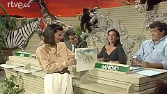 Waku Waku - Ana Torroja, Jesús Hermida, Lydia Bosch y Sancho Gracia