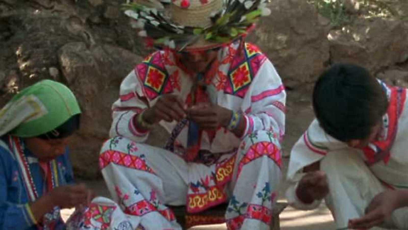 Otros pueblos - Huicholes - Ver ahora