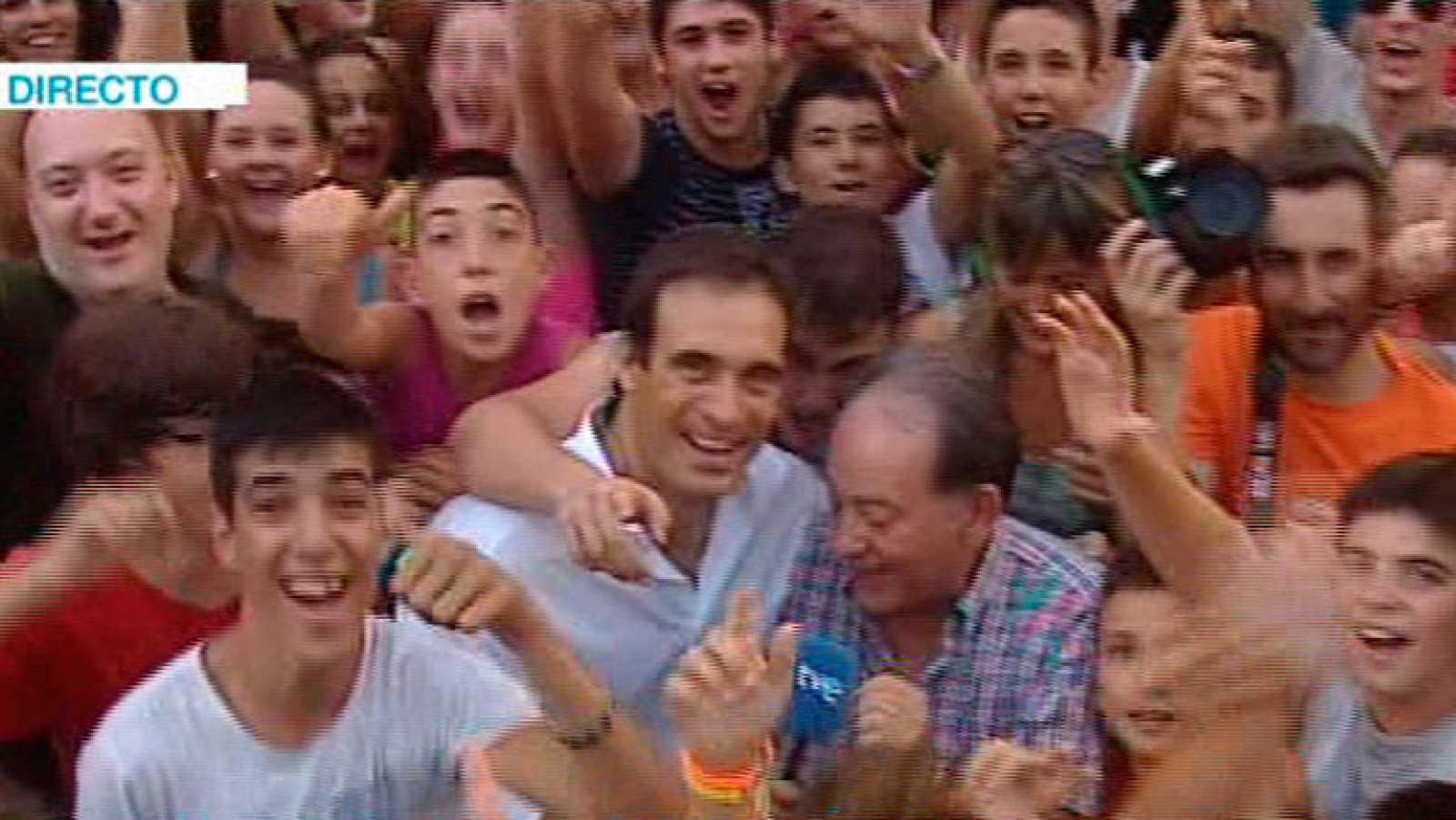 España Directo- Tino nos lleva de fiesta a Álora
