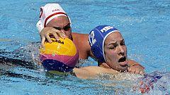 Waterpolo femenino. 7º y 8º puesto. Canadá - Países Bajos