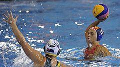 El último minuto del España - Australia de la final de waterpolo