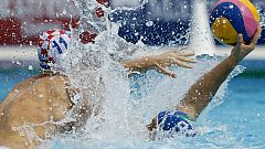 Waterpolo masculino. 3º y 4º puesto. Croacia - Italia