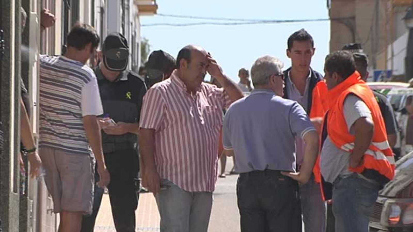 Una mujer muere asesinada por su marido en Villafranca de los Barros, Badajoz