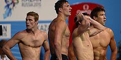 Mundiales de Natación de Barcelona. FInales - (04/08 sesión vespertina II)