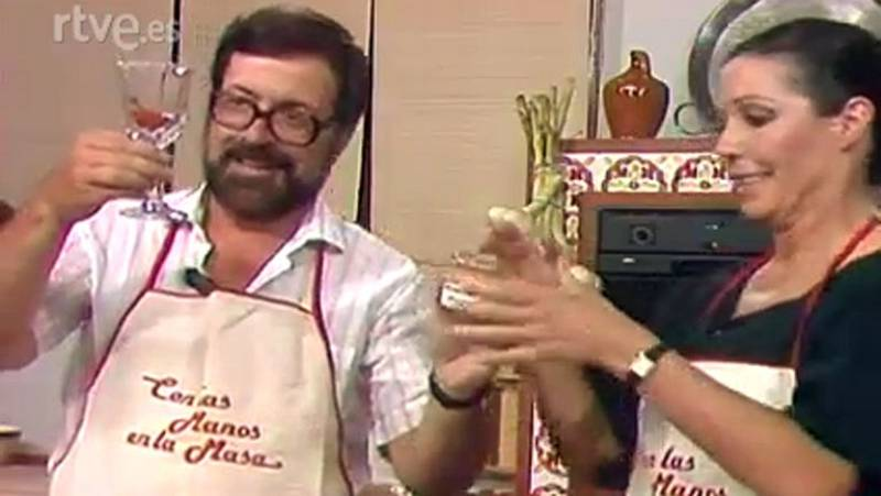 Pollo y setas con Narciso Ibánez Serrador