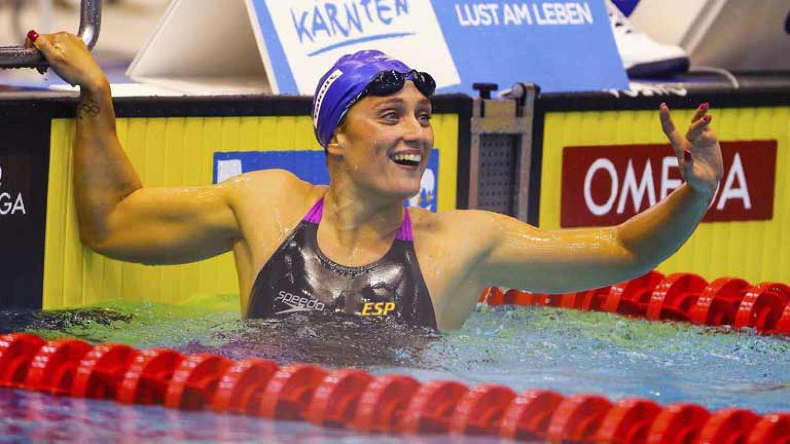 Copa del Mundo Piscina Corta | Mireia Belmonte pulveriza el récord ...