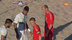 Fútbol playa - Final Liga Europea: Rusia-Portugal