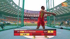 Mundial de atletismo Moscú 2013 - Sesión matinal 1 - 12/08/13