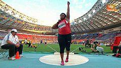Mundial de atletismo Moscú 2013 - Sesión vespertina - 12/08/13