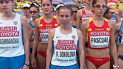 Mundial de atletismo Moscú 2013 - Sesión matinal 1 - 13/08/13