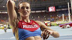 El último salto de Isinbayeva