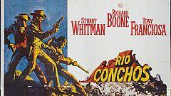 'Río Conchos', un western inolvidable en Clásicos de La 1