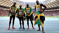 Bolt gana su décimo oro y ya es el más laureado de la historia