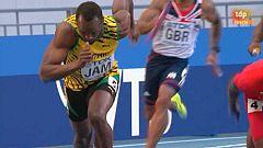 Mundial de atletismo Moscú 2013 - Sesión vespertina - 18/08/13