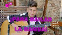 Adrián, un genio sin lámpara pero con guitarra