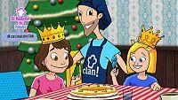 Animación - La historia del Roscón de Reyes