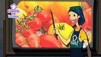 Animación - La historia del tomate
