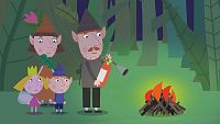 Aprende a prevenir los incendios con Ben y Holly