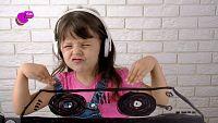 CAMPAÑA 'DÍA DE LA NIÑA' - Iguales en la música