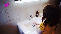 CAMPAÑA 'EDUCACIÓN SEGURA Y DE CALIDAD' - En el cole, lavarse las manos es muy importante