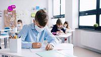 CAMPAÑA 'EDUCACIÓN SEGURA Y DE CALIDAD' - En el cole, no compartimos el material escolar