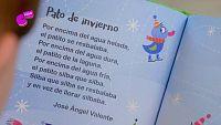 CAMPAÑA 'FOMENTO DE LA LECTURA' - Lectura en vivo 'Pato de invierno' de José Ángel Valente