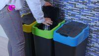CAMPAÑA 'RECICLAJE' - Frascos y botellas de vidrio al contenedor verde
