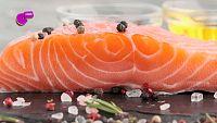 CAMPAÑA 'SALUD Y BIENESTAR' - ¿Sabes por qué el salmón se llama 'pescado azul' si es rosa?