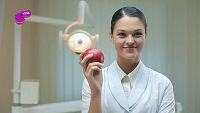 CAMPAÑA 'SALUD Y BIENESTAR' - ¿Sabes qué tienen que ver las manzanas y los dentistas?
