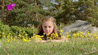 Carla en el bosque encantado