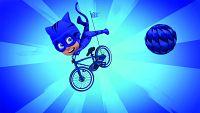 Catboy's two wheeled wonder