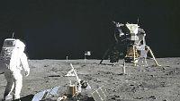 CIENCIAS NATURALES - Los astronautas y la Luna