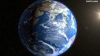 CIENCIAS NATURALES - El movimiento de rotación de la Tierra