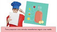 CIENCIAS NATURALES - Preparamos una receta