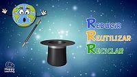 CIENCIAS NATURALES - Reducir, Reciclar, Reutilizar