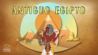 CIENCIAS SOCIALES - El Antiguo Egipto