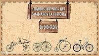 CIENCIAS SOCIALES - La bicicleta