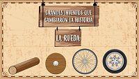 CIENCIAS SOCIALES - ¿Cómo se inventó la rueda?