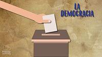 CIENCIAS SOCIALES - La democracia